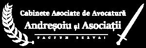 """Cabinete Asociate de Avocatură """"Andreșoiu și Asociații"""""""